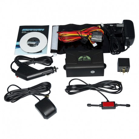 GPS véhicule tracker GPS104